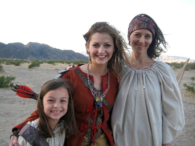 Women of Chaisson