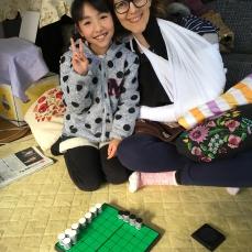 a wonderful respite with my dear niece