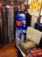vintage fabric and kimono shop